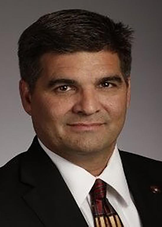 Randy Clark, Vice-Chair
