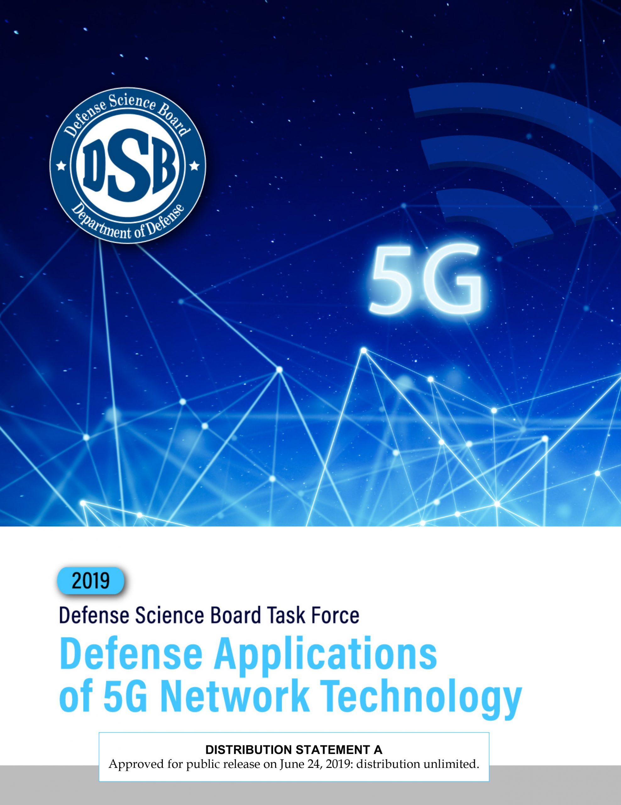 5G Applications Cover