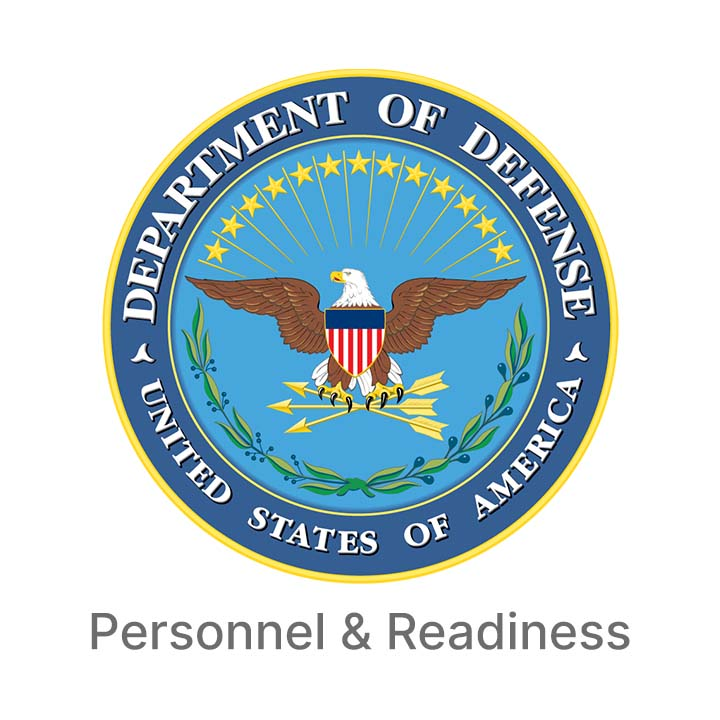 Department of Defense OSD Personnel & Readiness
