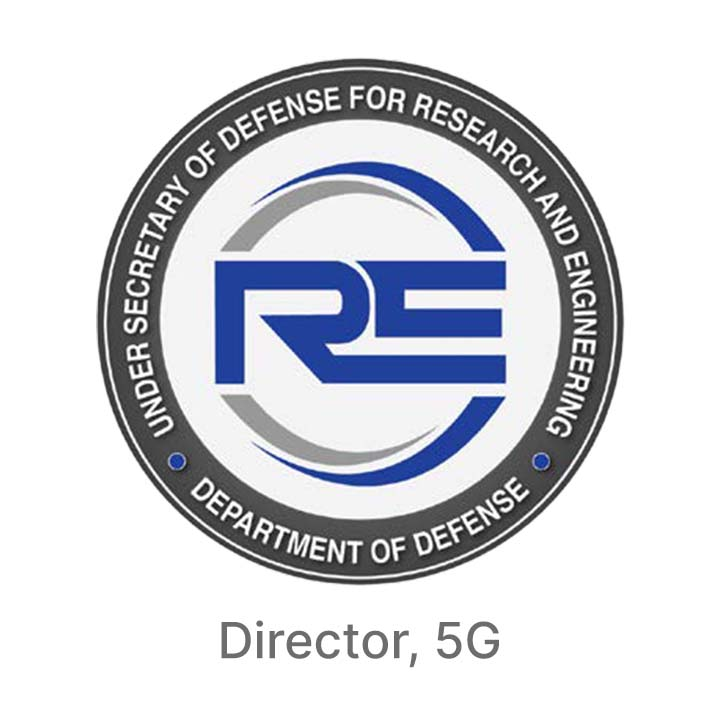 Under Secretary of Defense for Research and Engineering, Director, 5G
